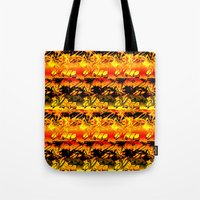 africa Tote Bags featuring Africa. by Assiyam