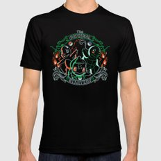 The Original Starters Black Mens Fitted Tee LARGE