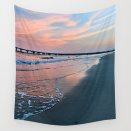 Shore Colors Wall Tapestry