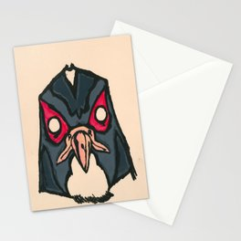 Falcon Face Stationery Cards