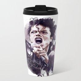 MJ Metal Travel Mug