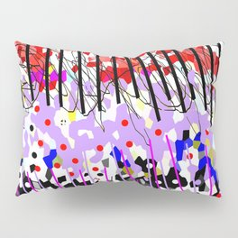 Lines and colors Pillow Sham