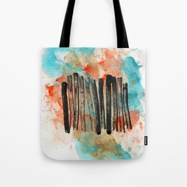 Communication Breakdown Tote Bag