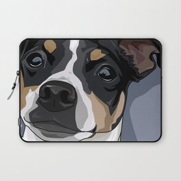 Hailey Dog Laptop Sleeve
