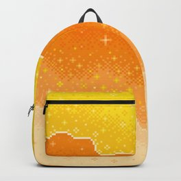 Candycorn Galaxy Backpack