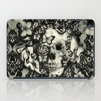 victorian iPad Cases featuring Victorian Gothic by Kristy Patterson Design