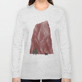 The Living Rock Long Sleeve T-shirt