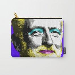 Marilyn Corbyn - Purple Carry-All Pouch