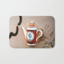 Walled Tea Bath Mat