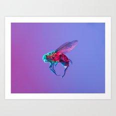Bugged #10 Art Print