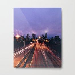 ATL / 03 Metal Print
