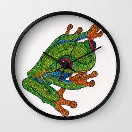 Stick Wall Clock