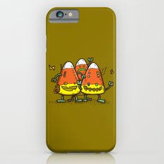 Candy Corn Bots Slim Case iPhone 6s