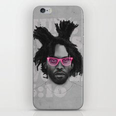 Murs Rules the World iPhone & iPod Skin