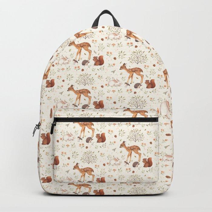 Woodland Friends Backpack