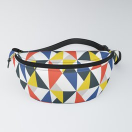 Mid Century Primary 03 Fanny Pack