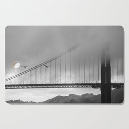 Gray Bay Cutting Board