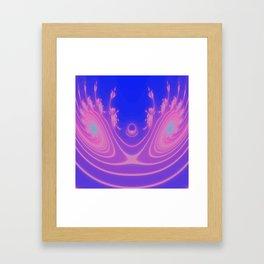New Age Brassiere... Framed Art Print