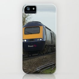 Whiteball HST iPhone Case