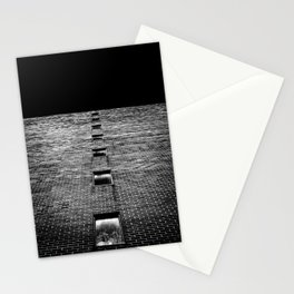 Above and Below at No 369 Pape Ave Toronto Canada Stationery Cards