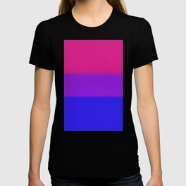 Bisexual Pride Flag T-shirt