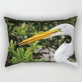 Anole for Lunch Rectangular Pillow