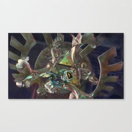 Midna, the fourth Goddess Canvas Print