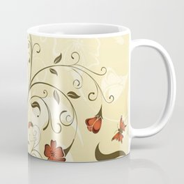 Art Flowers V13 Coffee Mug