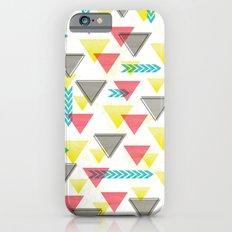 Wild Triangles Slim Case iPhone 6s