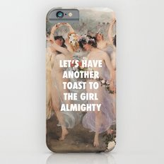 Floralia | Girl Almighty iPhone 6 Slim Case