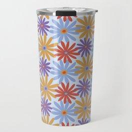 Daiseez-Sunset Colors Travel Mug