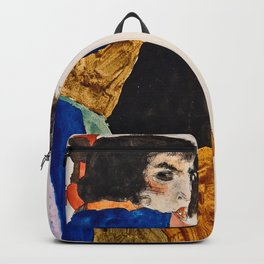Egon Schiele - Moa Backpack