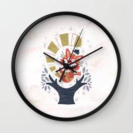 Cheshire Cat - Alice in Wonderland Wall Clock