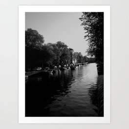 canales Art Print