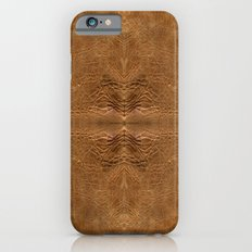Wrinkled Leather Texture Slim Case iPhone 6s