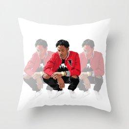 Travis Scott Throw Pillow