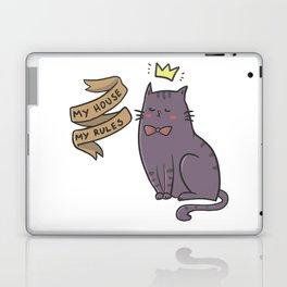 My House, My Rules Laptop & iPad Skin