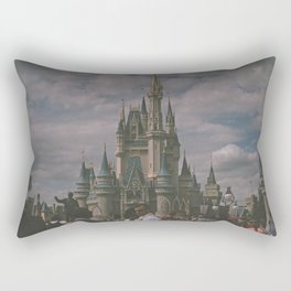 Over Cast Rectangular Pillow