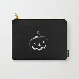 Carvey the Pumpkin Carry-All Pouch