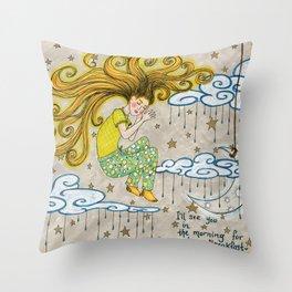 Sweet Dreams... Throw Pillow