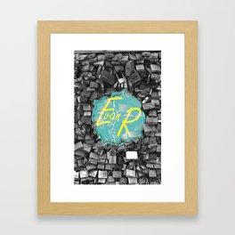 Evan Rivas Design Locks Framed Art Print