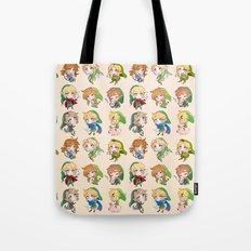 Link Cheebs Tote Bag