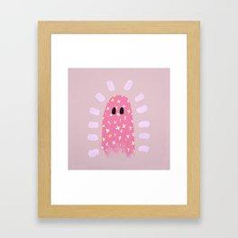 Ghost 6 Framed Art Print
