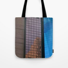 Manhattan Windows - Waterfall Tote Bag