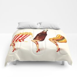 Movie Girls Comforters