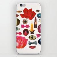 SHRINE iPhone & iPod Skin