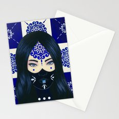 Tiles III Stationery Cards