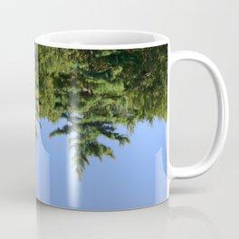 Reflecting at Farrar Pond 1 Coffee Mug