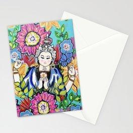 White Tara Stationery Cards