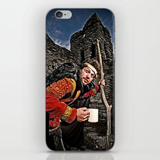 Hunchback Bam iPhone & iPod Skin